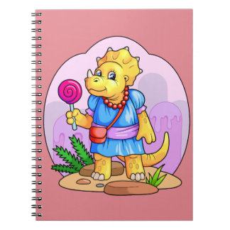 Dino Kids Note Book