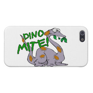 Dino Mite Cover For iPhone 5/5S