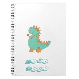 Dino Roar Journal
