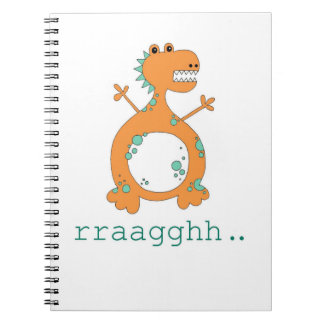 Dino Roar Journal Note Book