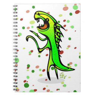 Dino Roar Notebook