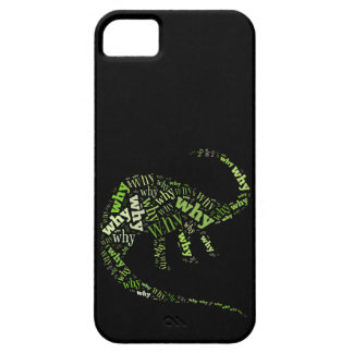 Dino Why iPhone 5 Case