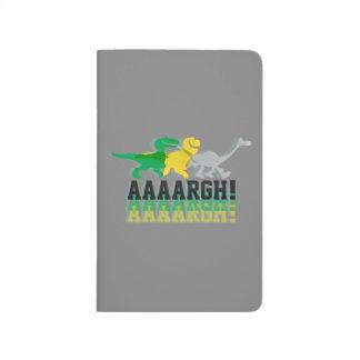 Dinos Say AAAARGH Journal