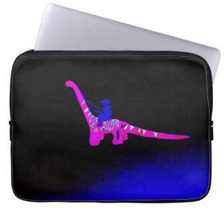 dinosa laptop sleeve