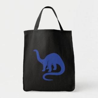 Dinosaur Bag - Blue