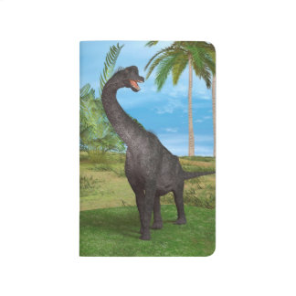 Dinosaur Brachiosaurus Journal