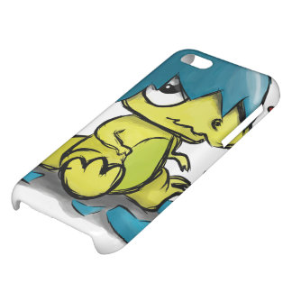 Dinosaur iPhone Case with Dino Egg Cover For iPhone 5C