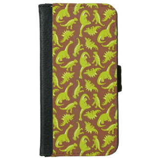 Dinosaurs iPhone 6 Wallet Case