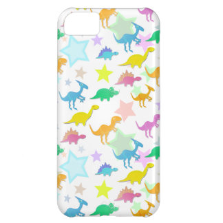 Dinosaurs Pattern iPhone 5C Case