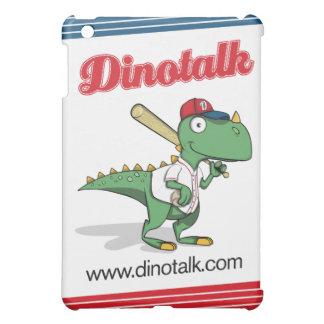 Dinotalk Baseball - iPad Case