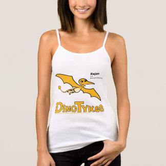 Dinotykes Rajan is a Rhamphorhynchus Singlet