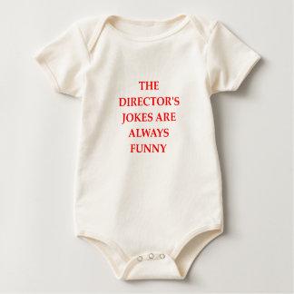 DIRECTOR BABY BODYSUIT