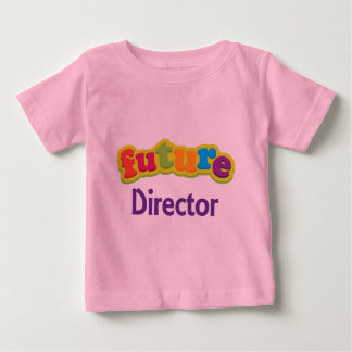 Director (Future) Pacifier Gift Baby T-Shirt
