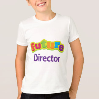 Director (Future) Pacifier Gift T-Shirt