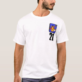 Dirty Dog Streetwear Co. AFC No. 21 Shirt