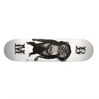 Dirty monkey skateboard