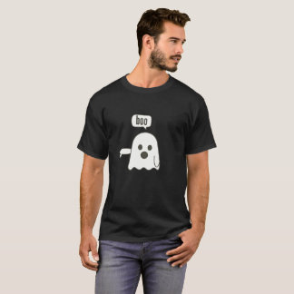 Disapointed Ghost - Boo! T-Shirt