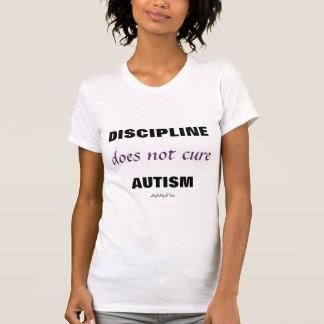 Discipline Does Not Cute Autism Shirt