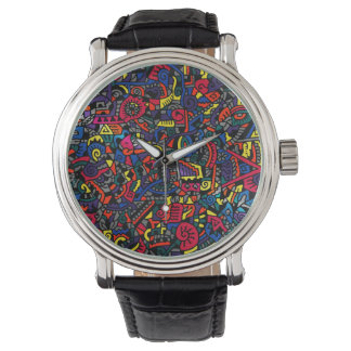 Disco Zenscrawl Watch