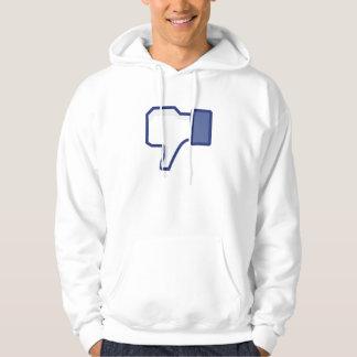 dislike hoodie