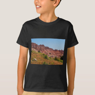"""Distant Red Cliffs"" collection T-Shirt"