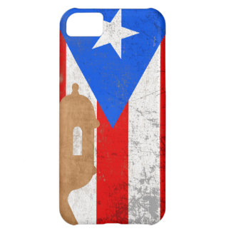 distessed el moro puerto rico.png iPhone 5C case