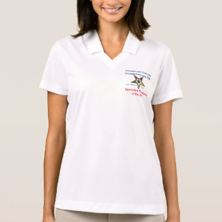 Distinctive Daughters of the Light Polo