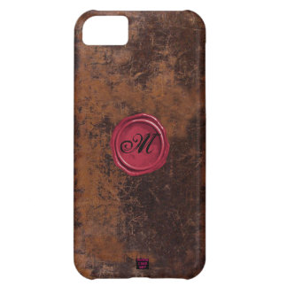 Distressed Old Leather look Cell Phone Cases