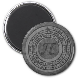 Distressed Pi To 125 Magnet