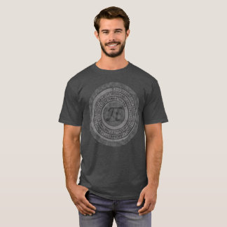 Distressed Pi To 125 T-Shirt