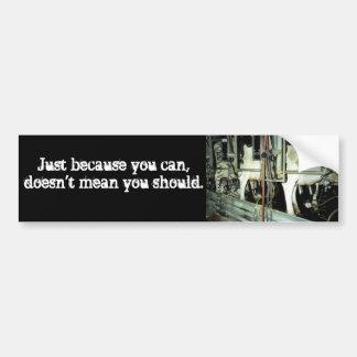 Ditch Dairy Cruelty Bumper Sticker