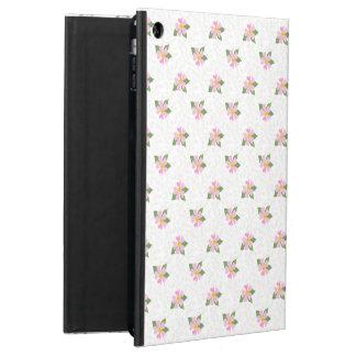 Ditsy Dog Rose Polka Style Powis iCase iPad Case