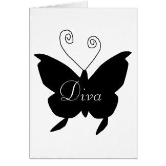 Diva Bash Card Cards