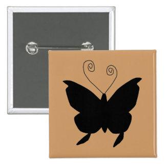 Diva Butterfly Buttons