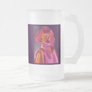 Diva Fashionista Autumn Reds Coffee Mug