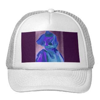 Diva Fashionista In Blue I Trucker Hat
