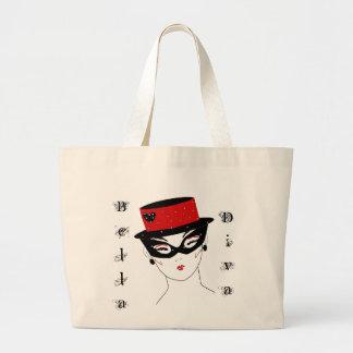 Diva I Bag Tote Bags