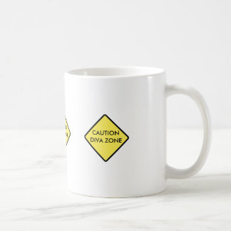 """""""Diva Zone"""" Mug"""