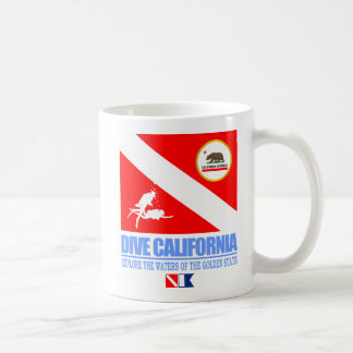 Dive California Coffee Mug