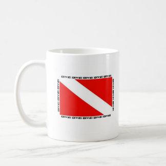 Dive! Coffee Mug