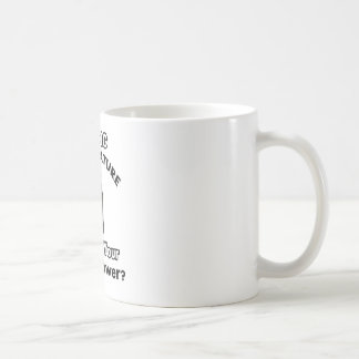 dive design coffee mug