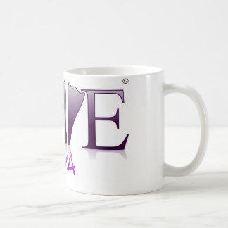 Dive Diva Fins Coffee Mug