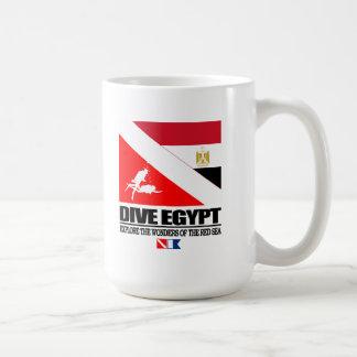 Dive Egypt Coffee Mug