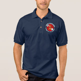 Dive Thailand (rd) Polo Shirt