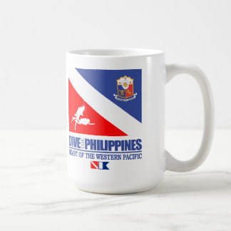 Dive the Philippines Coffee Mug