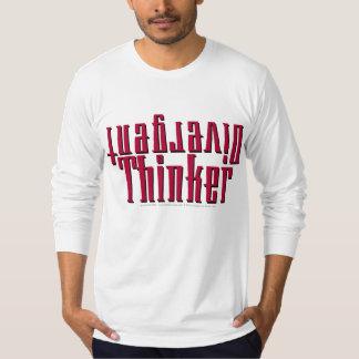 Divergent Thinker Men's Shirt