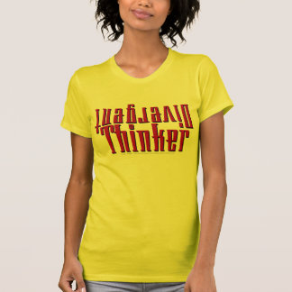 Divergent Thinker Tees