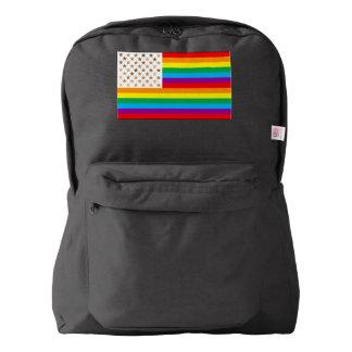 Diversity Flag Backpack