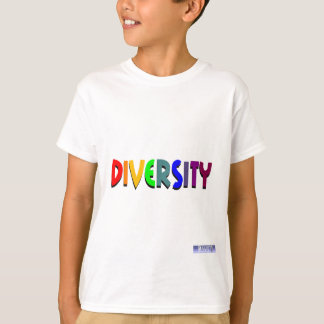 Diversity (Rainbow) Youth Tee