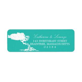 Divi Divi Tree Aruba | Return Address Return Address Label